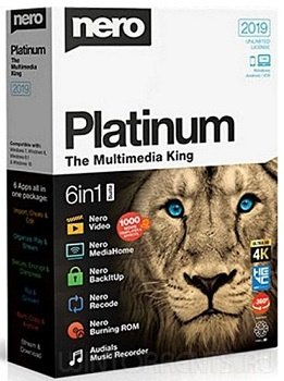 Nero 2019 Platinum 20.0.04600 Full RePack by Vahe-91