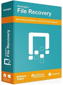 Auslogics File Recovery 8.0.18.0 RePack (& Portable) by TryRooM