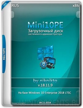mini10PE (x86) by niknikto 18.11.9