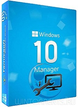 Windows 10 Manager 3.0.1 Final RePack (& Portable) by D!akov