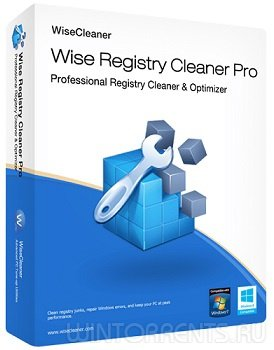 Wise Registry Cleaner Pro 10.1.8.679 RePack (& portable) by elchupacabra