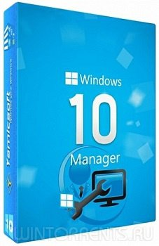 Windows 10 Manager 3.1.0 Final RePack (& Portable) by elchupacabra