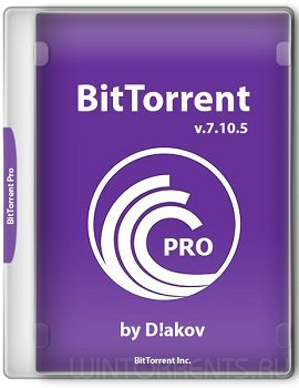 BitTorrent Pro 7.10.5 Build 45312 Stable RePack (& Portable) by D!akov