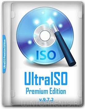 UltraISO Premium Edition 9.7.2.3561 RePack (& Portable) by elchupacabra DC 31.08.2019
